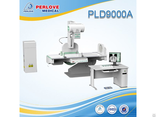 High Quality Fluoroscope Drf Equipment Pld9000a X Ray System