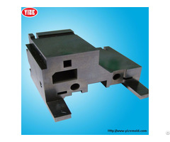 Edm Machining Maker With High Quality Plastic Mould Spare Part Custom