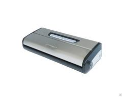 Stainless Steel Classic Vacuum Sealer Vs100s Black