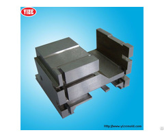Iso Precision Spare Parts Maker With Wire Edm Machining Part