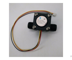 Top Quality High Precision Hall Water Flow Sensor