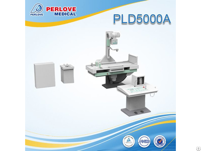 High Quality Fluoroscope 40kw X Ray System Pld5000a