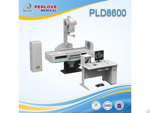 High Quality Fluoroscopy Radiography Machine Pld8600 For Bronchography