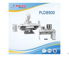 Digital Fluoroscope Radiography Machine Pld8900 With Motorized Table