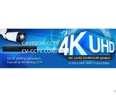 Cavision Ultra Hd 4k Dvr