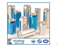 Aluminum Can Container 1000 Series For Cola Milk Beverage