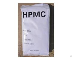 Hpmc Hydroxypropyl Methyl Cellulose Manufacturer