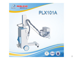 Stable Performance Mobile Cr X Ray System Plx101a