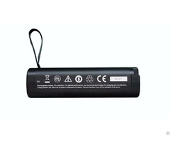 Lithium Ion Battery Pack Ncr18650bf 4s2p 14 4v 6 5ah