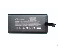 Rechargeable Lithium Battery Pack Ncr18650bf 4s2p 14 4v 6 5ah