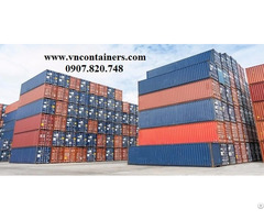 Container Van Phong Kho