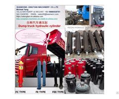 Dump Truck Hydraulic Cylinder