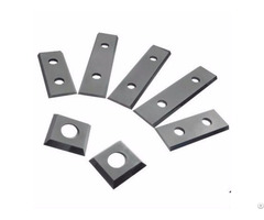 Cemented Carbide Reversible Knives And Cutters For Wood Working