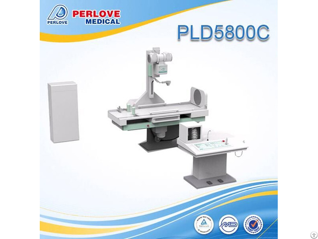 Cost Effective Chest X Ray Machines Pld5800c With 630ma