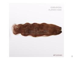 Color 6 Wavy Diamond Virgin Hair