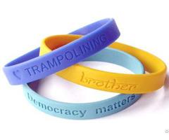 Silicone Powerful Energy Balance Wristband
