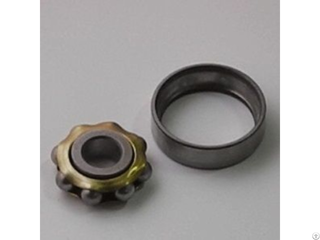 Separated Angular Contact Ball Bearing E18 Use For Magneto