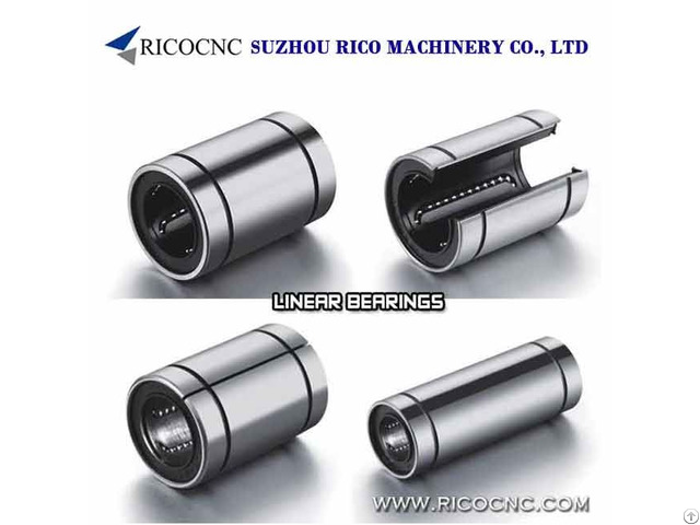 Lm Linear Motion Ball Bearings Bush Bushing For Cnc Router