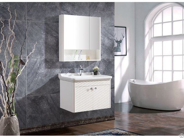 New Desinge Bathroom Cabinet With Mirror