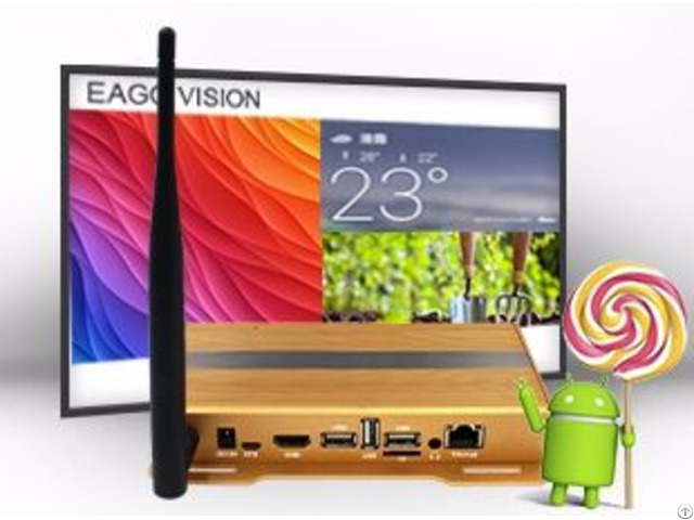 Full Hd Single Screen Appliance Eam3