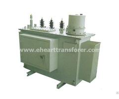 Modulating Capacity Transformer