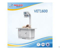 Pet Use Digital Radiography Vet1600 With 100ma Current