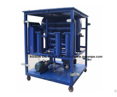 High Reliable Transformer Oil Filtration Equipment