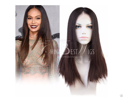 18inch Virgin Wigs Human Hair