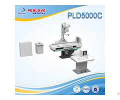 X Ray For Fluoroscopy Radiography Pld5000c With Intensifier