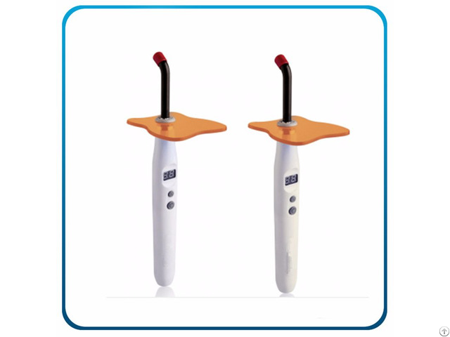 Dental Led Curing Light With Micro Usb Connector
