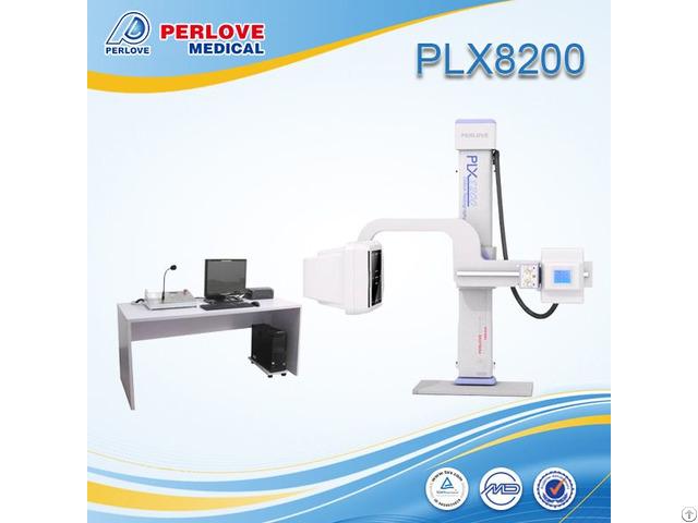 Digital X Ray Machine Plx8200 With Mono Block Generator