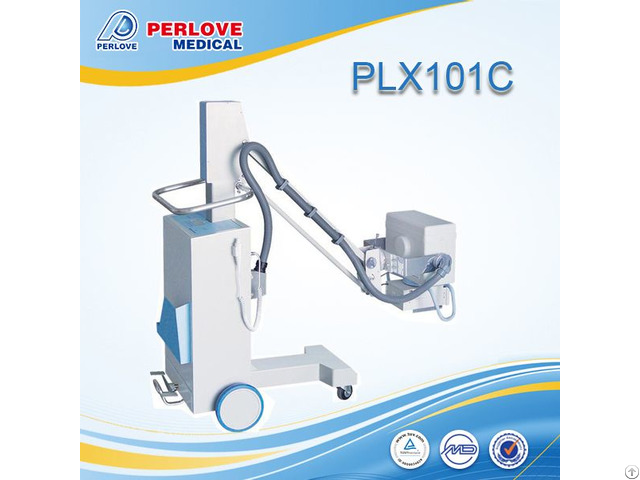Portable Analogue X Ray System With 100ma Current Plx101c