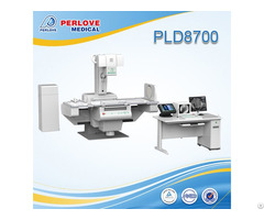 Digital Radiography And Fluoroscopy Pld8700 Xray System