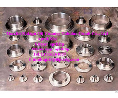 High Pressure Flange Spigot Pipe Fittings