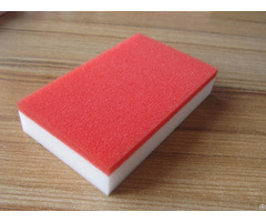 Just Water With Cleaning Sponge