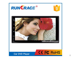 Rungrace Universal Touch Screen Car Dvd Player