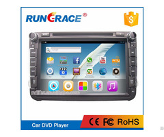 Rungrace Multifunction Car Radio For Volkswagen