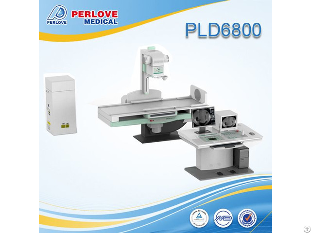 Best Sale Digital X Ray Radiography Fluoroscopy Pld6800
