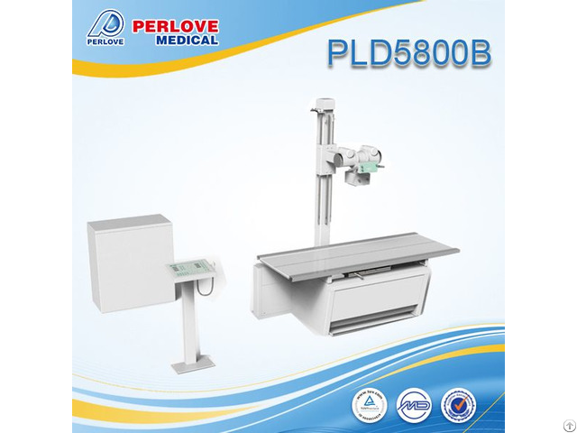 Stationary X Ray Radiography Machine Pld5800b For Sale