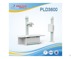 Digital Medical X Ray System Radiography Pld3600