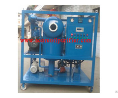 High Vacuum Transformer Oil Purification Plant