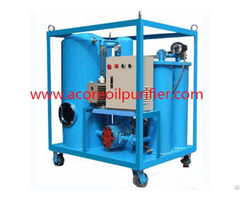 Waste Used Lube Oil Purifier Machine