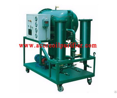 Diesel Fuel Oil Filtering Flushing Machine