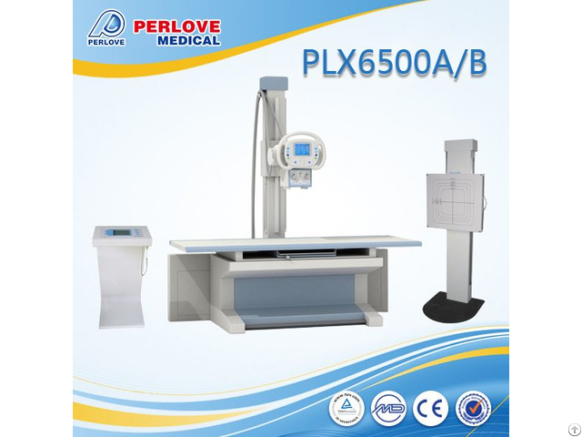 X Ray System Plx6500a B With High Thermal Capacity
