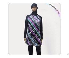 Lattice Arab Style Swimwear