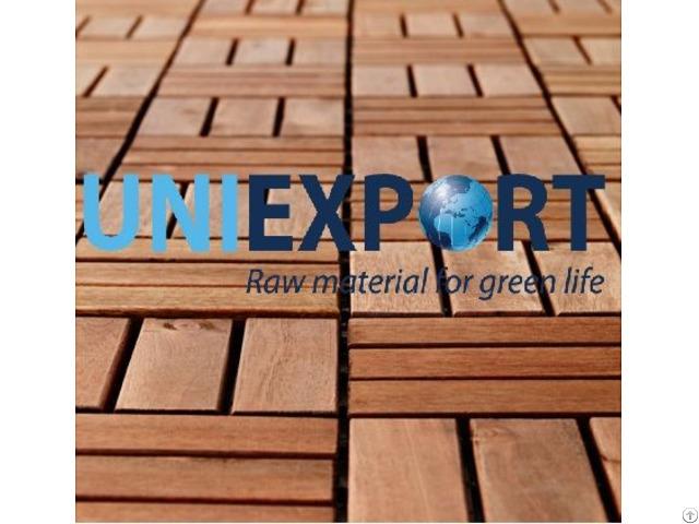 Eco Friendly Interlocking Outdoor Flooring Tile