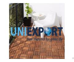 High Quality Interlocking Deck Tiles