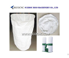 Cyclonic Vacuum Dust Collector Cnc Router Sawdust Collect Bags