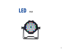Ip65 Stage Dmx 54x3w Led Par Rgb Disco Light