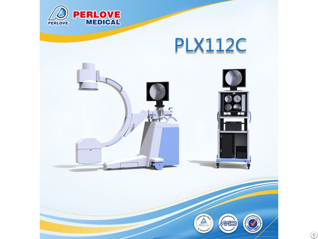 Fluoroscopy Equipment C Arm Unit Price Plx112c